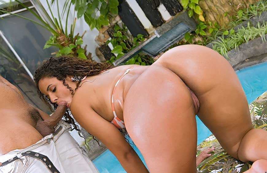 Brazilian girl fuck hard